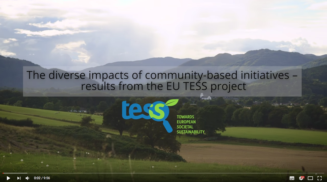 TESS transition video
